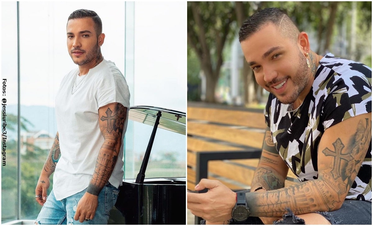 Jessi Uribe salió en atrevido video sin ropa y causó furor en redes