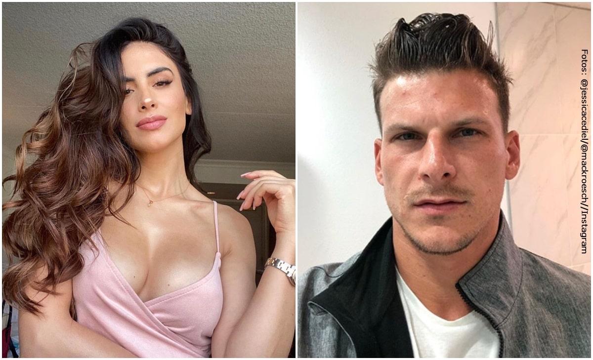 Jessica Cediel interpuso demanda contra su ex, Mack Roesch, por acoso