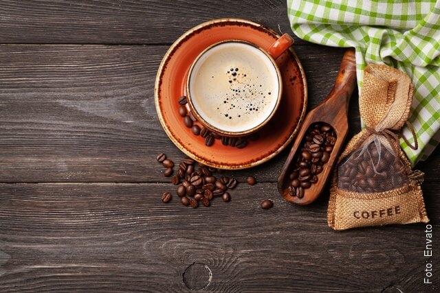 foto de café en varios estados y presentaciones