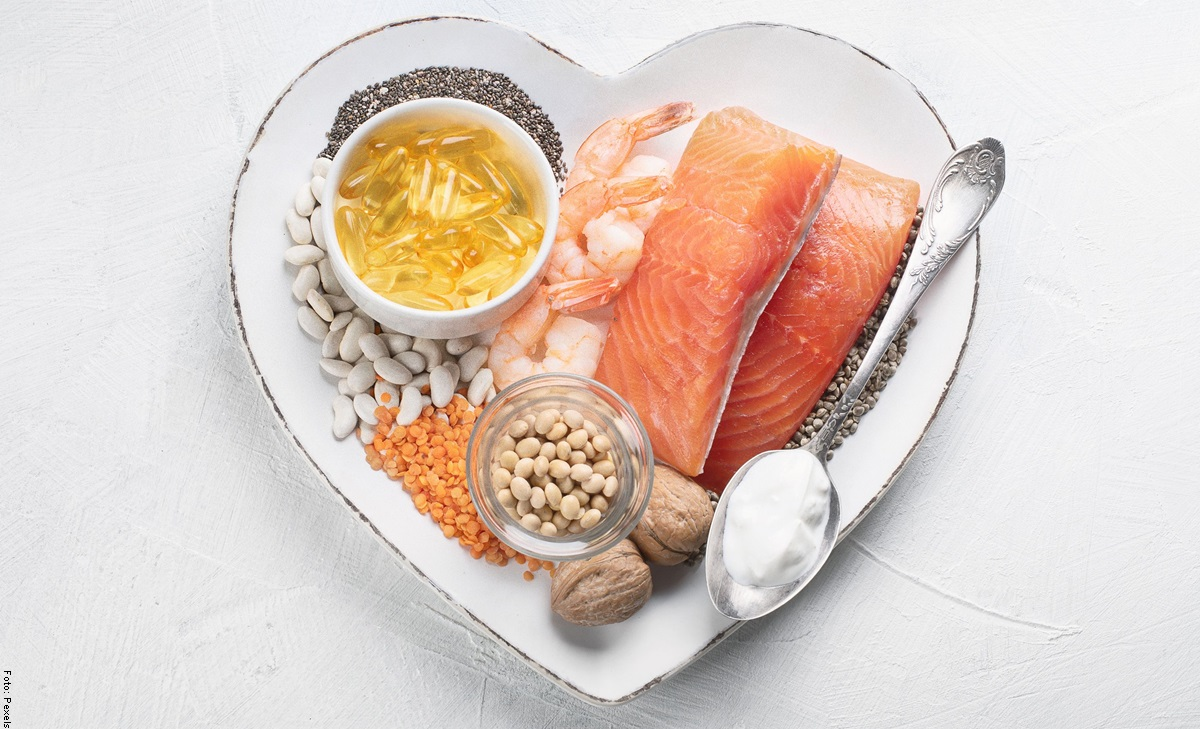 Para qué sirve el omega 3, estos son sus beneficios