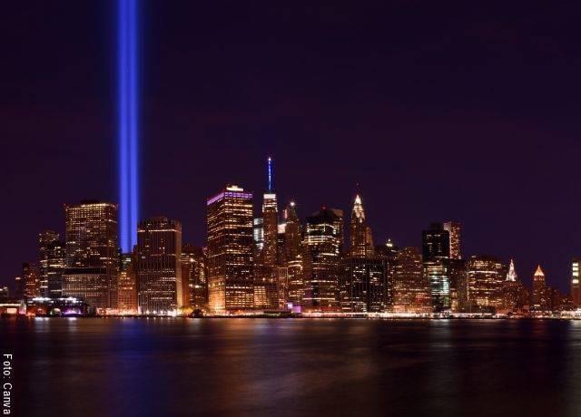 Foto de la Hora Cero en Manhattan
