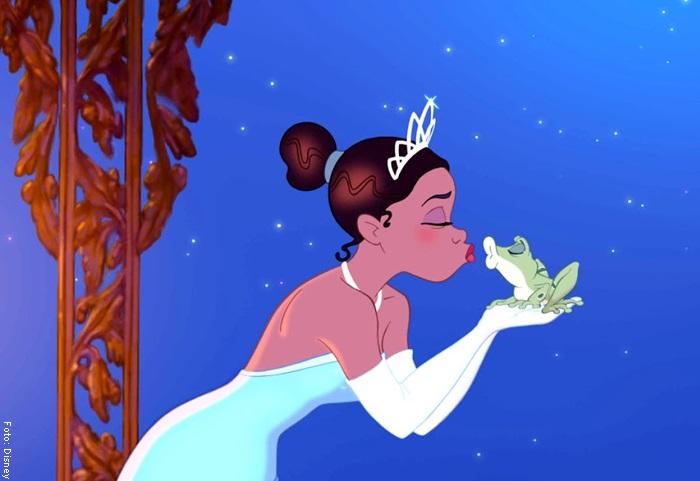 Foto de la película la princesa y el sapo