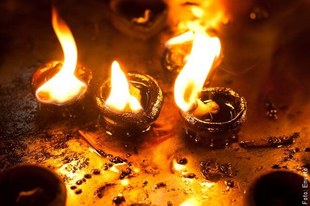 foto de lumbre fuego
