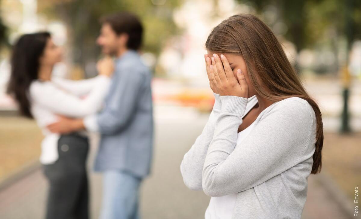 ¿Qué significa soñar que tu pareja te es infiel? Descúbrelo