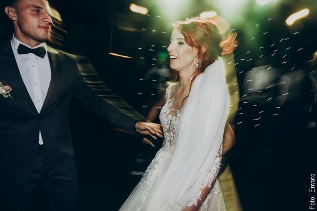 foto de fiesta de matrimonio
