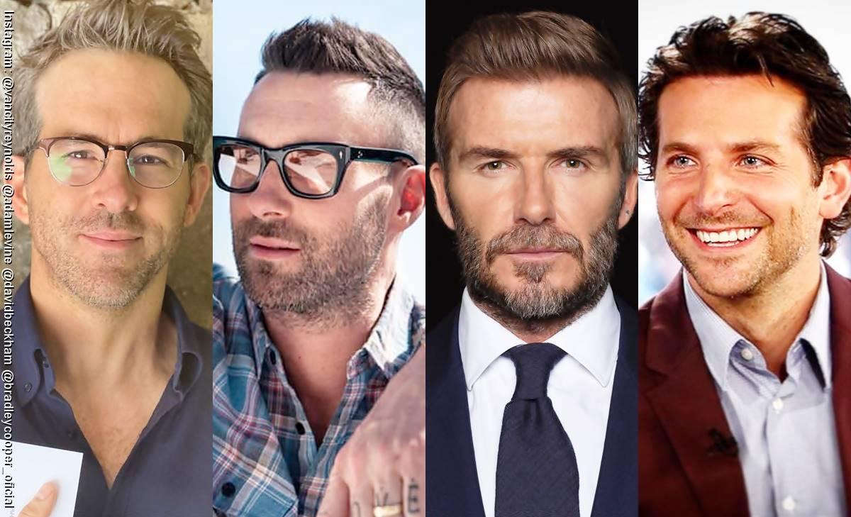 10 hombres más sexis de la década según la Revista People