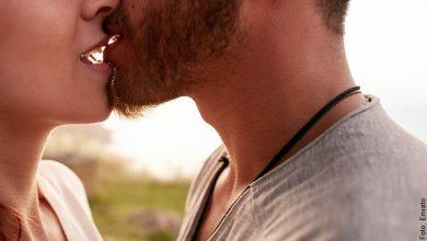 ¿Cómo besar a un hombre? Aprende aquí