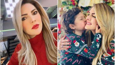 Ana Karina Soto defendió a su hijo de críticas por su forma de hablar