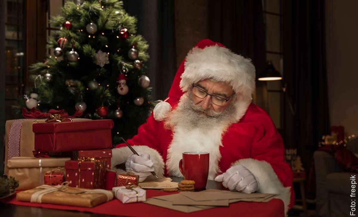 Cartas de Navidad hechas en casa: un regalo de amor