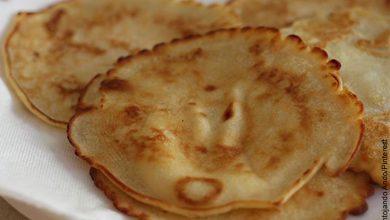 Foto de frituras que ilustra cómo hacer arepuelas