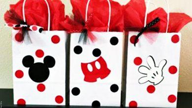 Cómo hacer bolsas de regalo fácil y rápido
