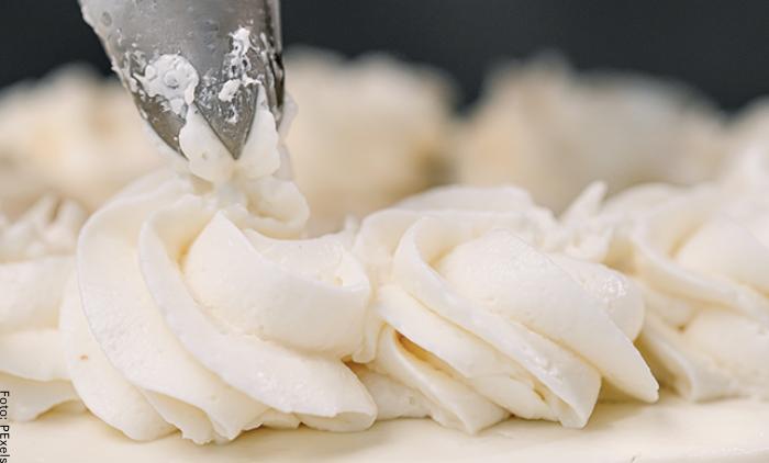 Foto de cómo hacer crema chantilly