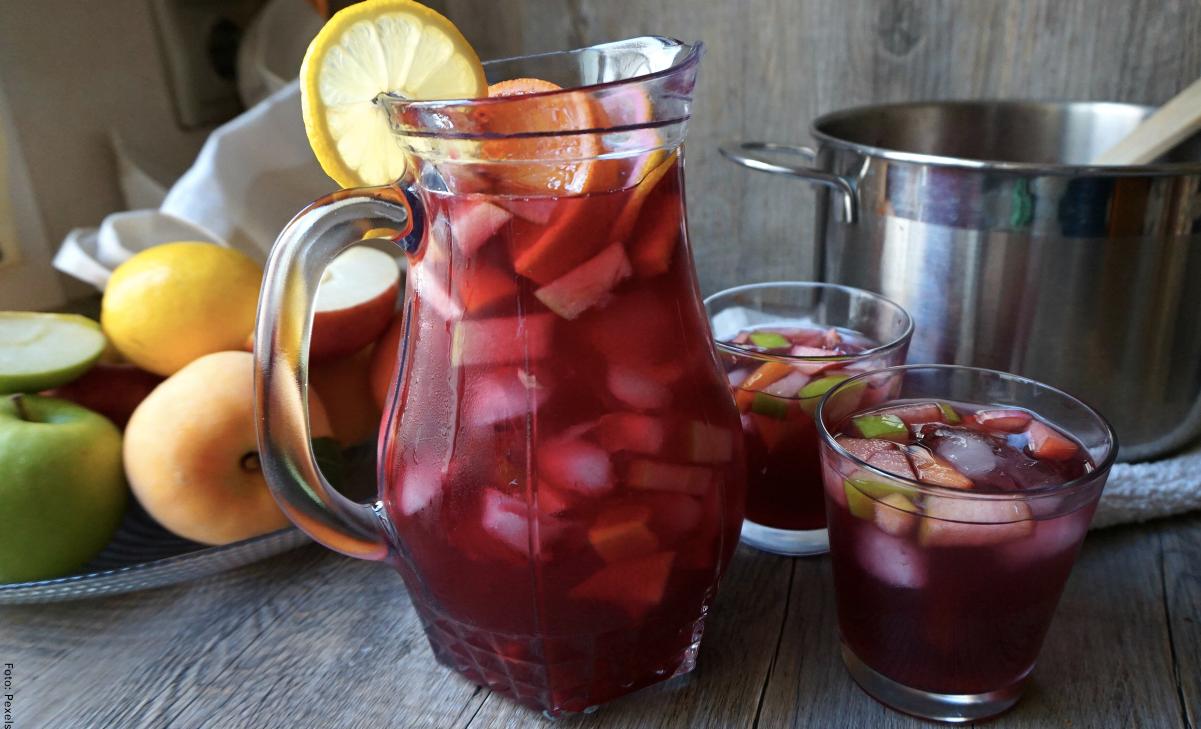 ¿Cómo hacer sangría refrescante y deliciosa?