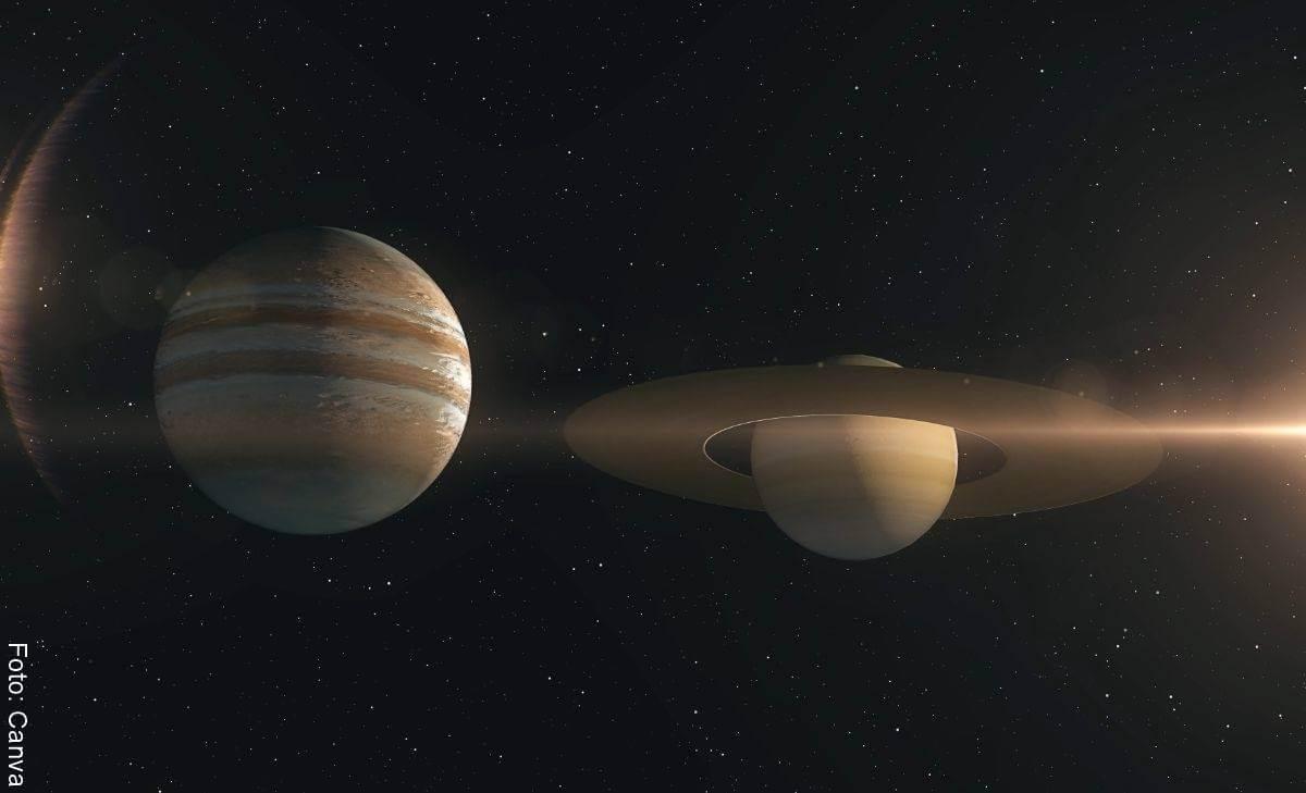 Conjunción Júpiter y Saturno: Aprovecha su energía, así