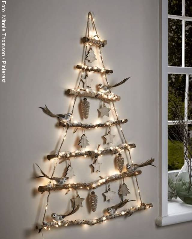 Foto de decoración árbol de Navidad 2020