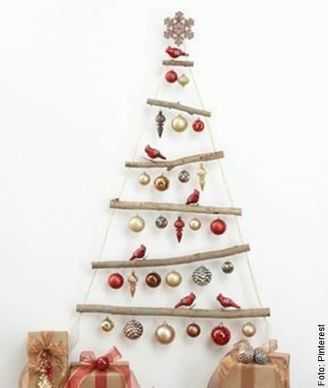 foto de árbol de navidad blanco