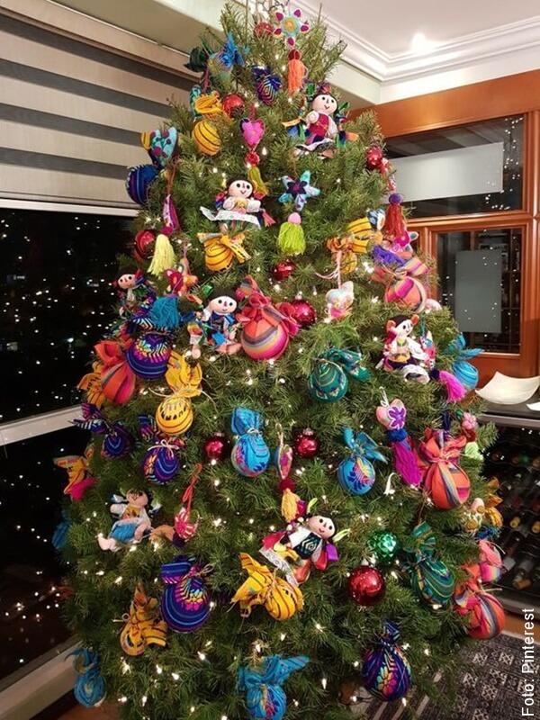 foto de árbol de navidad
