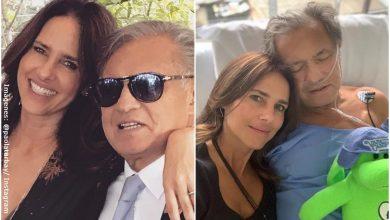 Falleció Gabriel Turbay, padre de Paola Turbay, por coronavirus