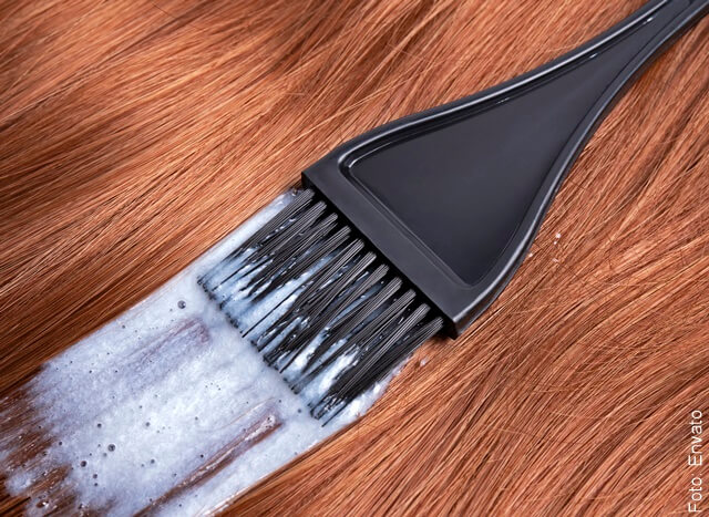 foto de reparación de cabello