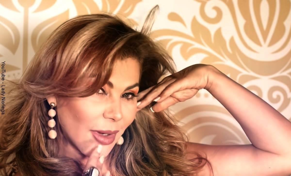 Lady Noriega es Pepita Ronderos en Pasión de Gavilanes y está irreconocible