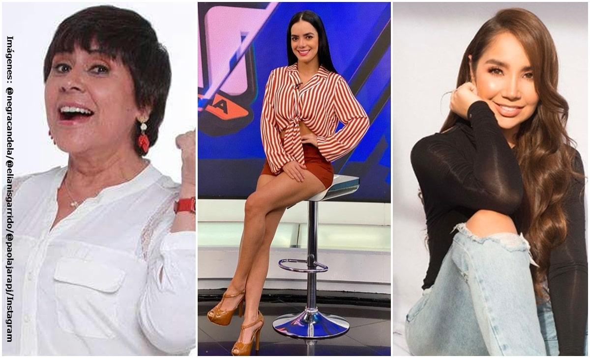 "Negra Candela atacó a Elianis G. por tildar de ""moza"" a Paola Jara"