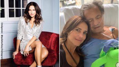 Paola Turbay pide que oren por su padre, se encuentra grave por COVID