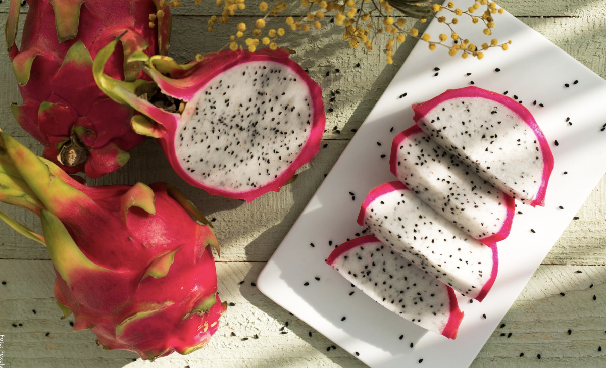 ¿Para qué sirve la pitahaya y cómo se come?