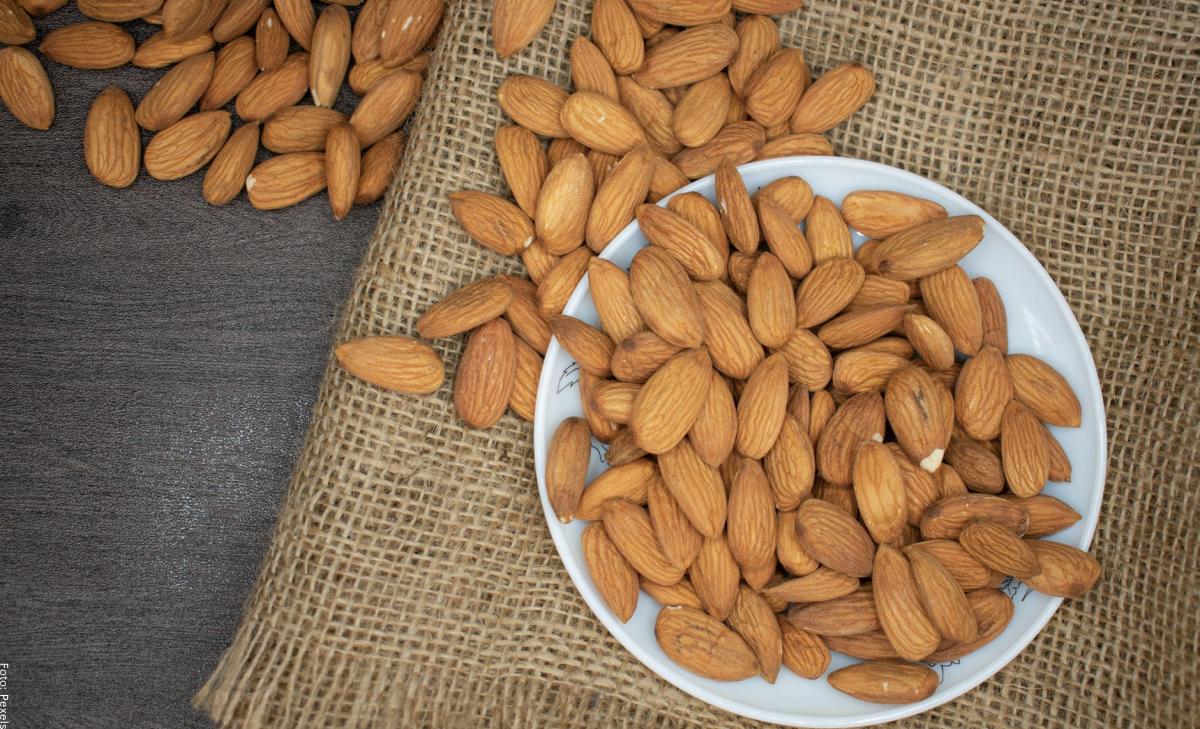 ¿Para qué sirven las almendras? Razones para comer estos frutos secos