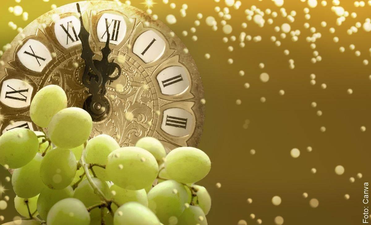¿Por qué comemos doce uvas en Año Nuevo o Nochevieja?