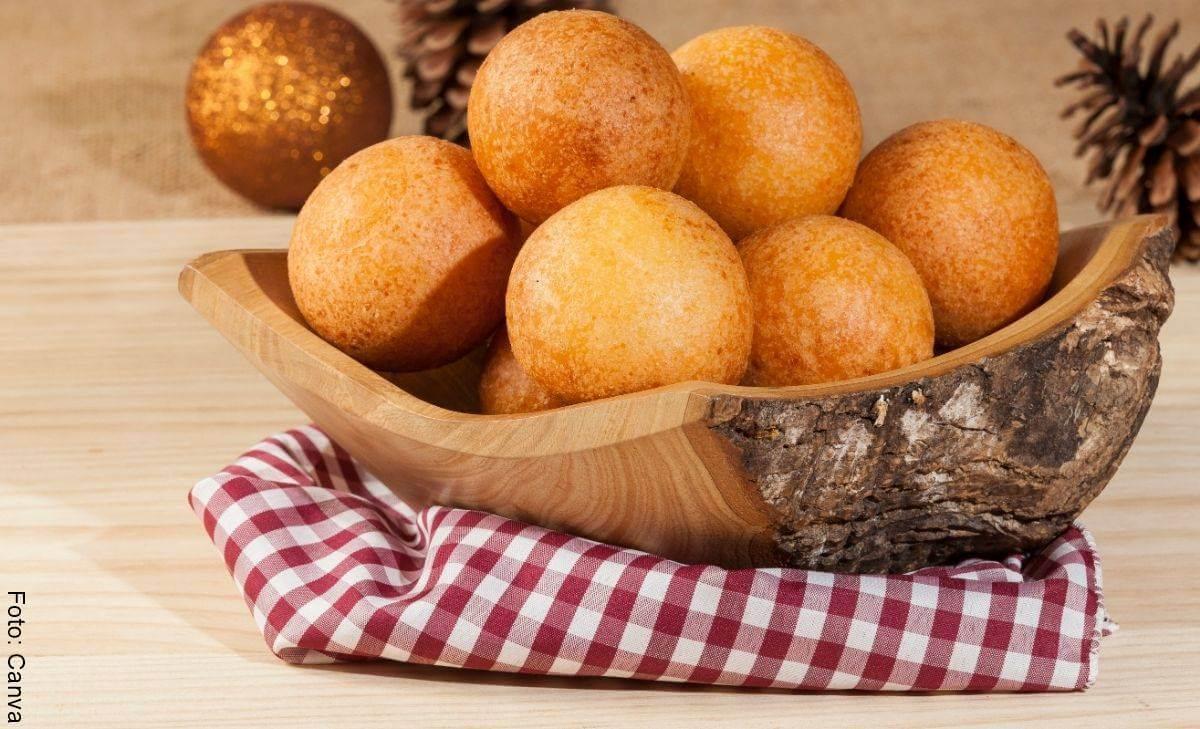 Receta para buñuelos colombianos, ¡como de la abuela!