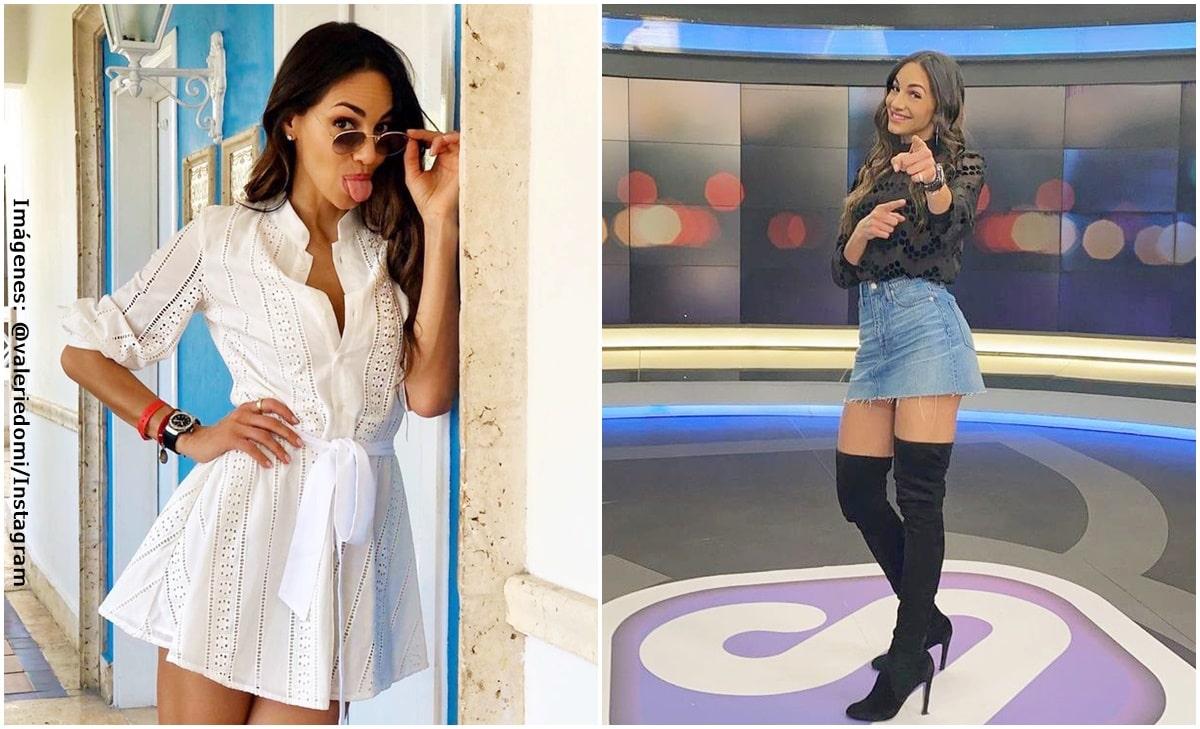 Valerie Domínguez se despidió del COVID con sensual foto sin ropa