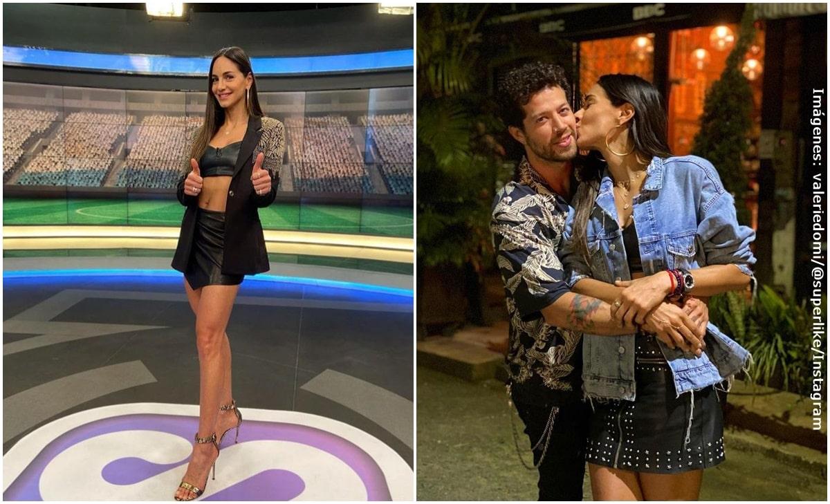 ¡Valerie Domínguez y su novio revelaron que tienen coronavirus!