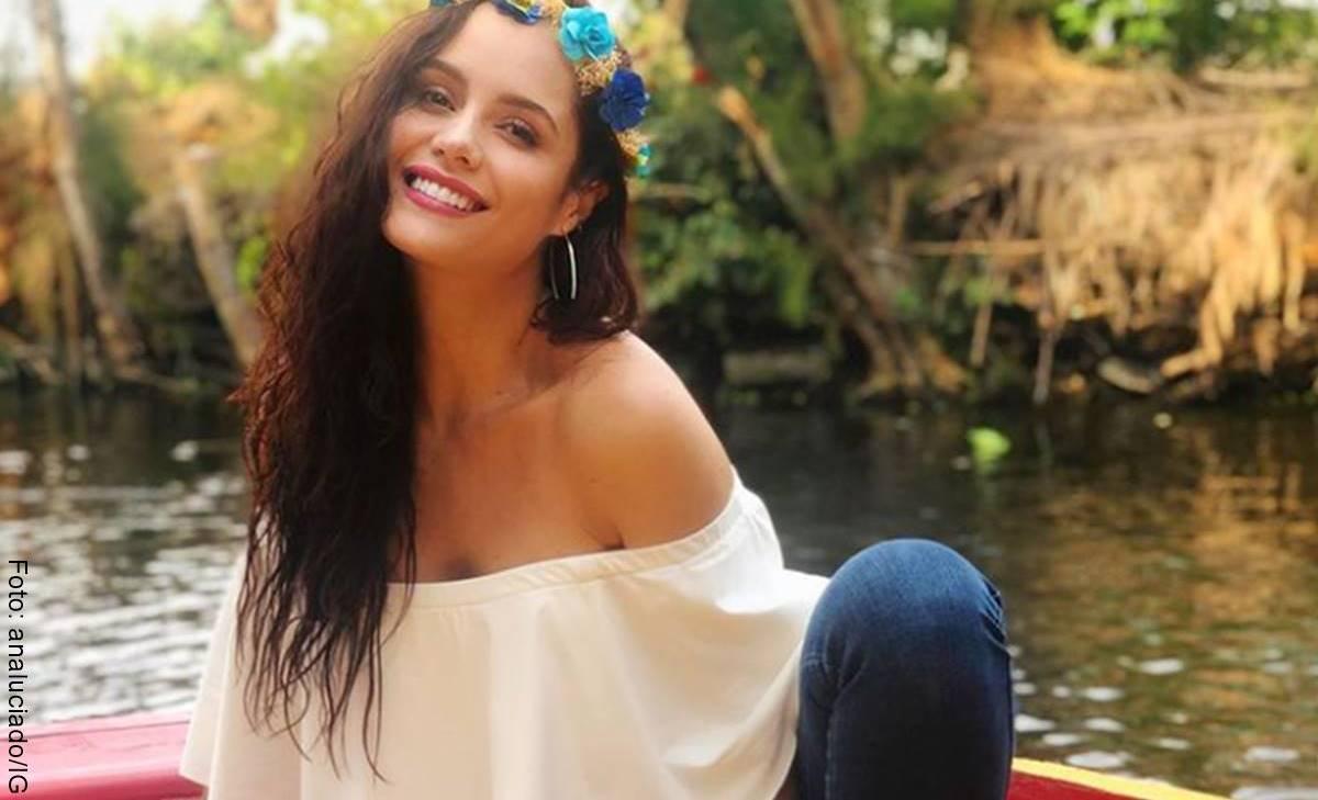 A Ana Lucía Domínguez se le soltó la tanga y las redes estallaron