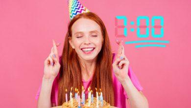 Así celebramos los cumpleaños Vibra