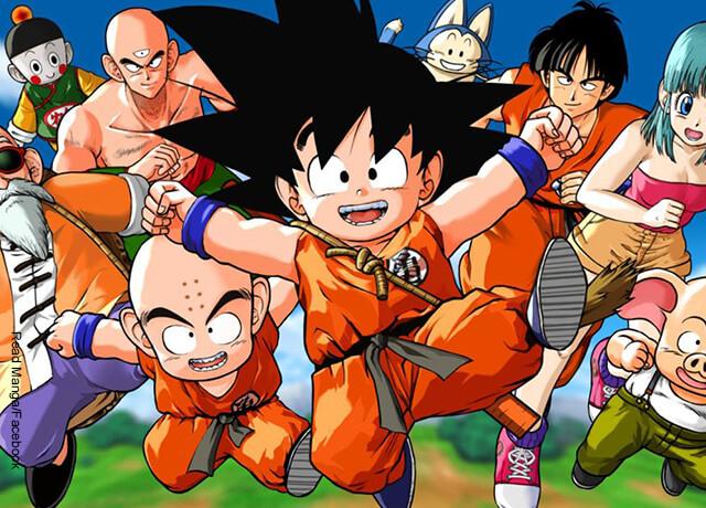 Foto de la serie animada Dragon Ball Z