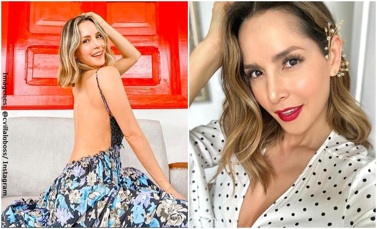 Carmen Villalobos paralizó las redes mostrando sus glúteos en bikini