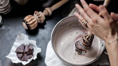 Cómo hacer chocolate espumoso, casero y delicioso