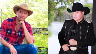 Confunden a Jhonny Rivera con Giovanny Ayala y le preguntan por Yina Calderón