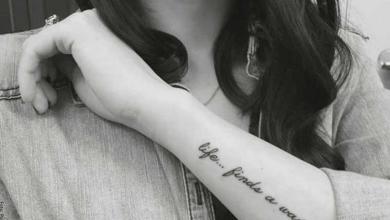 ¡Frases para tatuajes que seguro vas a querer!