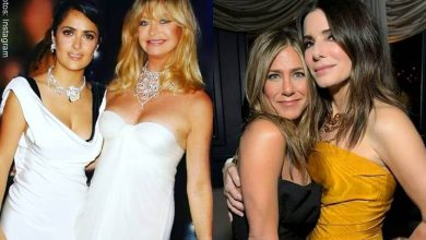 ¿Cómo se verían algunas mujeres famosas de envejecer al natural?