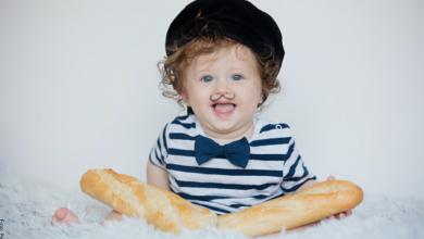 ¡Nombres franceses que te encantarán para tu bebé!