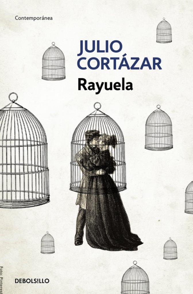 Foto de la portada del libro Rayuela