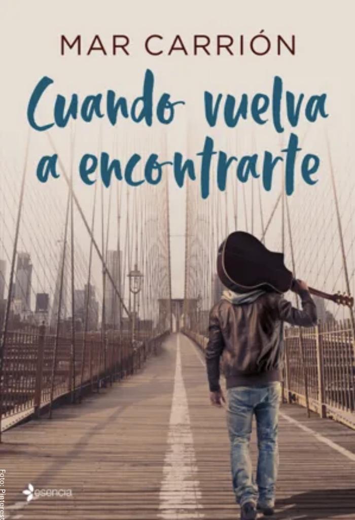 Foto de la portada del libro Cuando vuelva a encontrarte