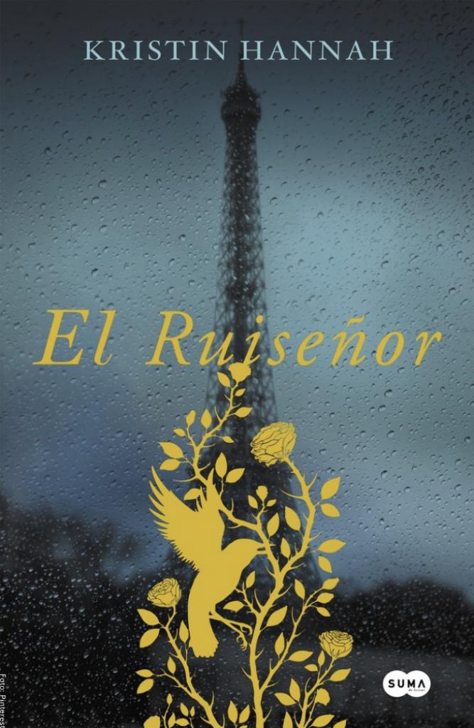 Foto de la portada del libro El ruiseñor