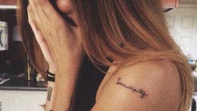 Palabras para tatuarse: sencillas, originales y encantadoras