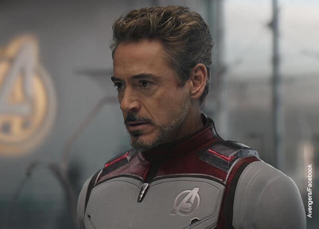 Foto de las películas de acción Avengers