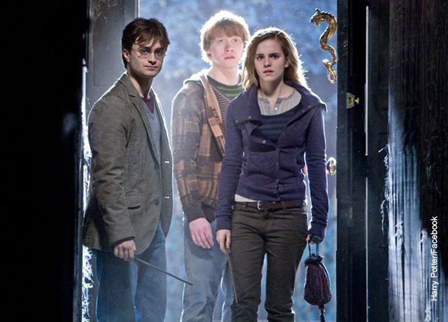 Foto de la película Harry Potter