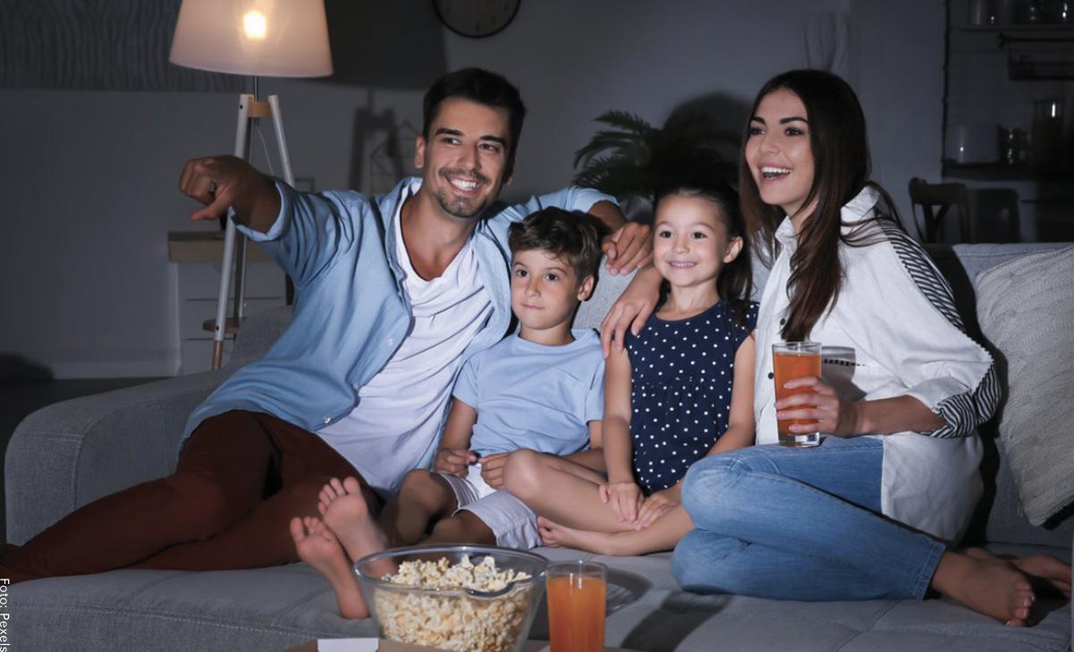 Películas de muñequitos para ver en familia