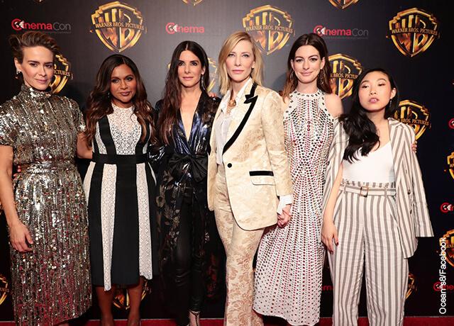 Foto de las actrices del elenco de las películas de Sandra Bullock