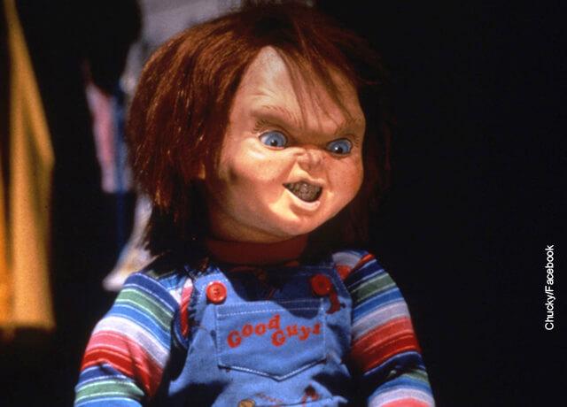 Foto del muñeco maldito Chucky